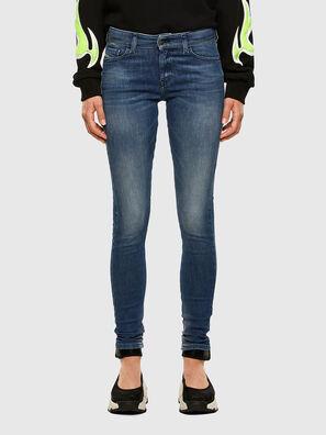 Slandy 009FF, Mittelblau - Jeans