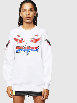 ASTARS-F-GIR-A-FL, Weiß - Sweatshirts