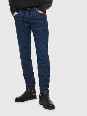 Thommer JoggJeans 0688J, Dunkelblau - Jeans