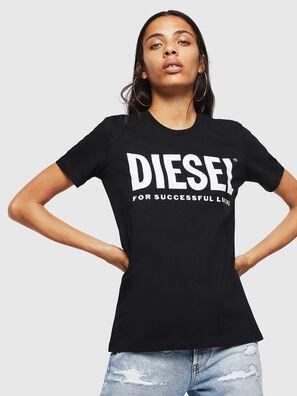 T-SILY-WX, Schwarz - T-Shirts