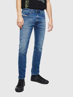 Thommer 0097X, Mittelblau - Jeans