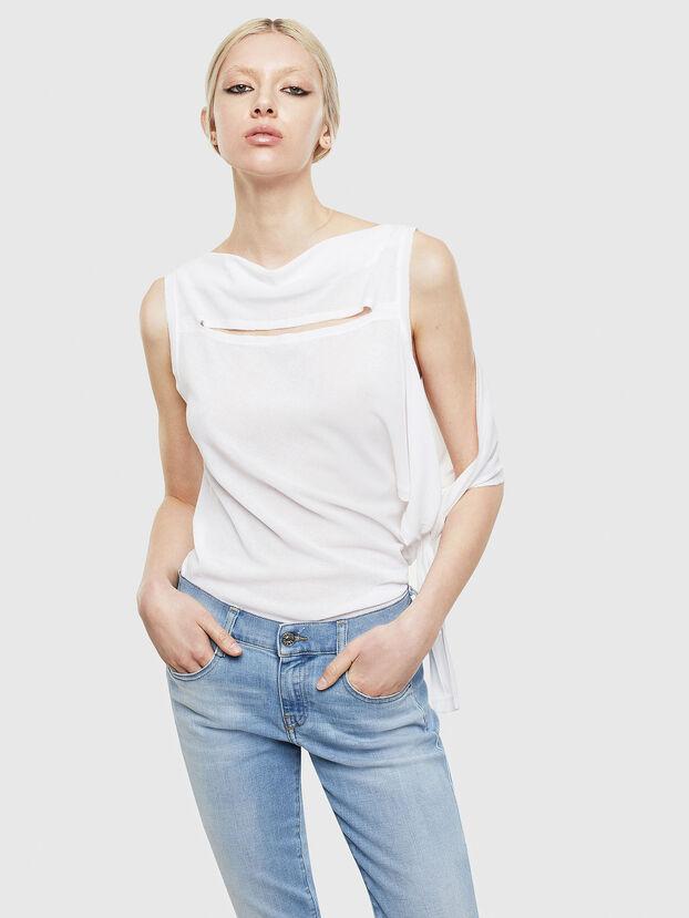 T-TATY, Weiß - T-Shirts