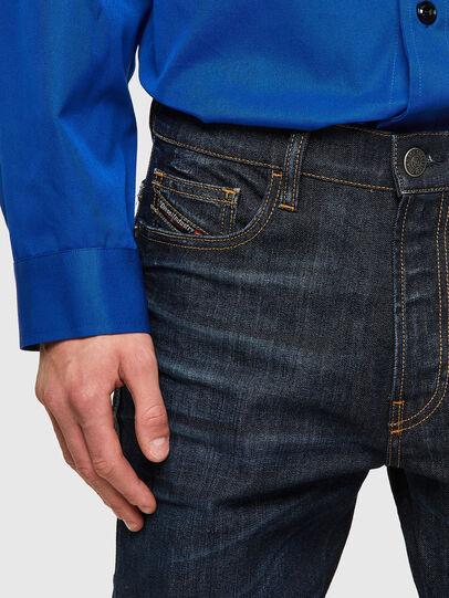 Diesel - D-Amny 069WF, Dark Blue - Jeans - Image 4