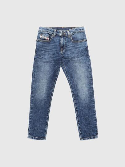 Diesel - D-STRUKT-J JOGGJEANS, Blu medio - Jeans - Image 1