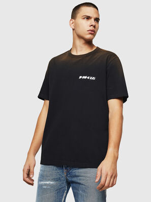 T-DIKEL, Schwarz - T-Shirts