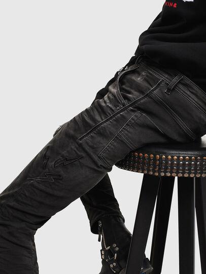 Diesel - CL-Krooley-T-CB JoggJeans 069PK, Schwarz - Jeans - Image 3