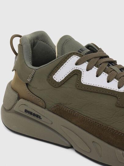 Diesel - S-SERENDIPITY LC, Olivgrün - Sneakers - Image 4