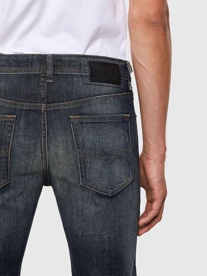 Diesel - Buster 009EP, Bleu Foncé - Jeans - Image 4