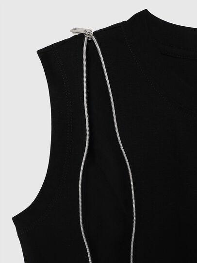 Diesel - TGARTH, Schwarz - T-Shirts und Tops - Image 4
