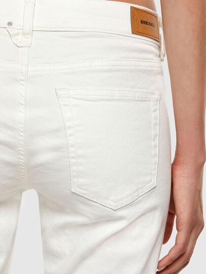 Diesel - D-Ebbey 069PA, Weiß - Jeans - Image 4