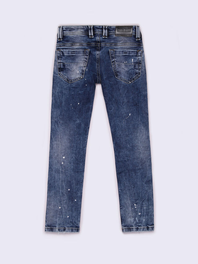 THOMMER-J, Jeansblau