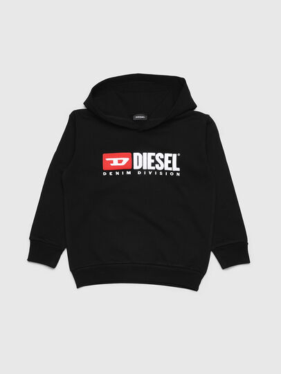 Diesel - SDIVISION OVER,  - Sweatshirts - Image 1