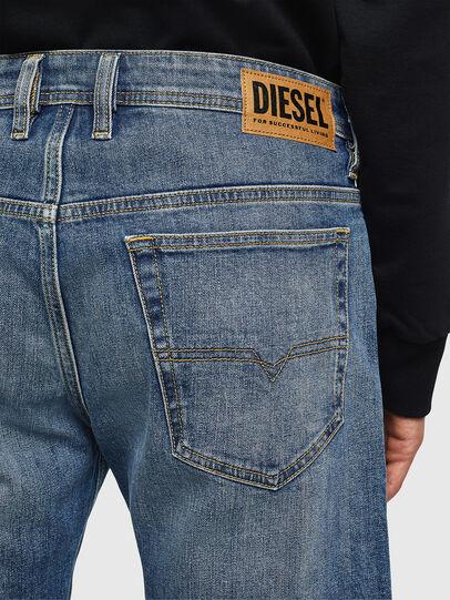 Diesel - THOSHORT, Mittelblau - Kurze Hosen - Image 4