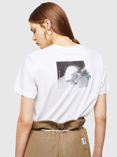 Diesel - T-DIEGO-J20, Weiß - T-Shirts - Image 4
