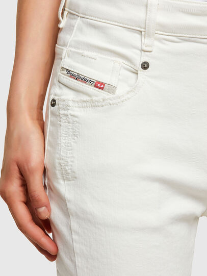 Diesel - Fayza 009NR, Bianco - Jeans - Image 4