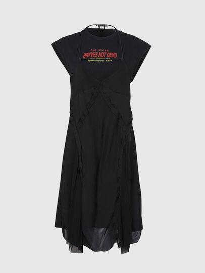 Diesel - D-ALISHA, Black - Dresses - Image 1