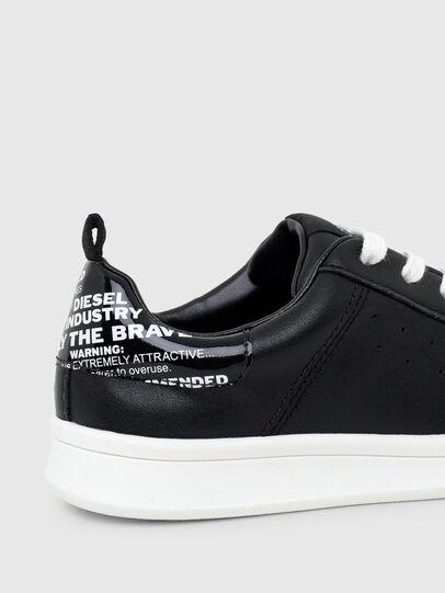 Diesel - SN LOW LACE 11 FULL, Noir - Footwear - Image 4