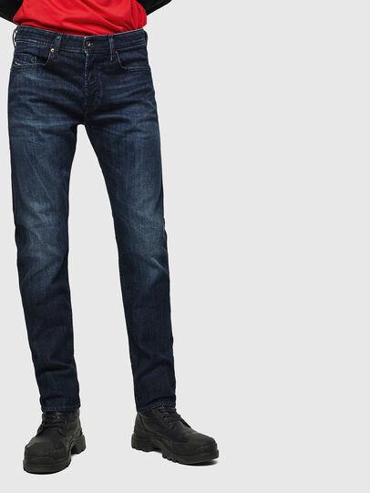 Diesel - Buster 0095W, Dunkelblau - Jeans - Image 1