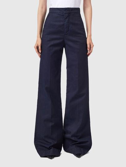 Diesel - D-Ebbey JoggJeans® 0CEAT, Blu Scuro - Jeans - Image 1