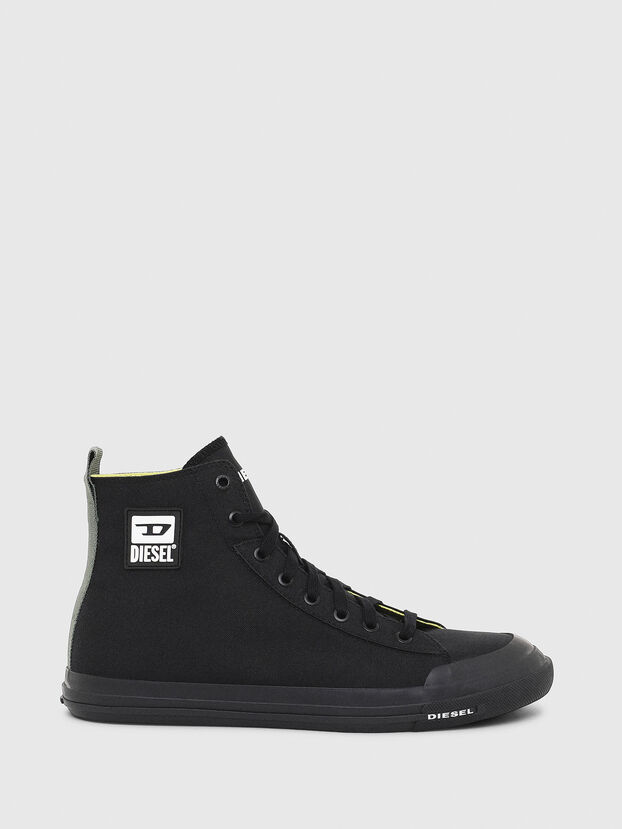 S-ASTICO MID CUT, Schwarz - Sneakers