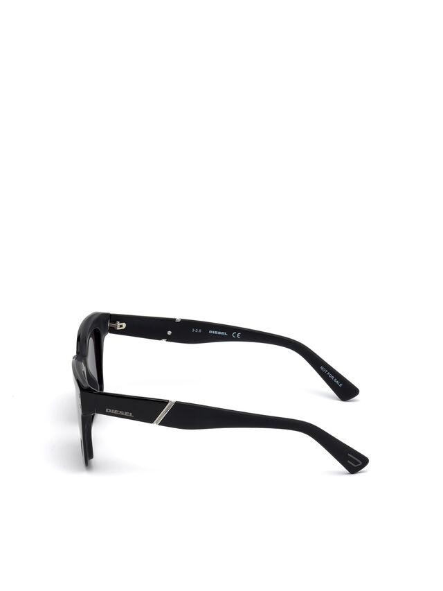 Diesel - DL0229, Schwarz - Sonnenbrille - Image 5