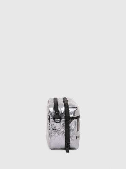 Diesel - FARAH II, Silver - Crossbody Bags - Image 3