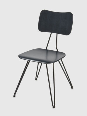 DL0F01 OVERDYED, Indigoblau - Stühle