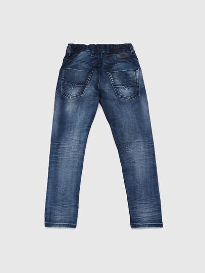 Diesel - KROOLEY-J JOGGJEANS, Mittelblau - Jeans - Image 2