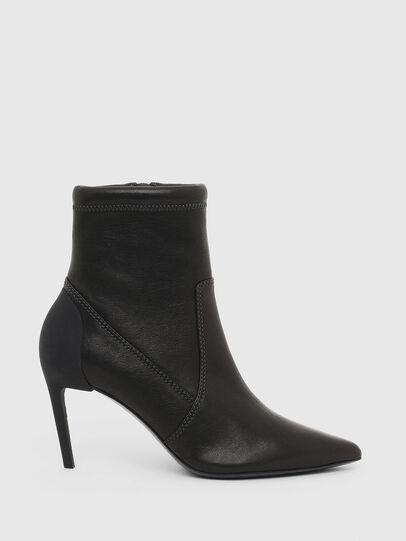 Diesel - D-SLANTY MABZ, Black - Ankle Boots - Image 1