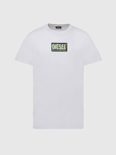 Diesel - T-DIEGOS-N34, Weiß - T-Shirts - Image 1