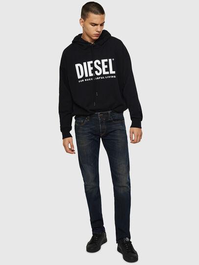 Diesel - Safado 0890Z, Dunkelblau - Jeans - Image 5