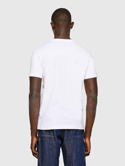Diesel - T-DIEGOS-K11, Weiß - T-Shirts - Image 2