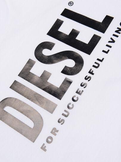Diesel - TSILYWX, Weiß - T-Shirts und Tops - Image 3