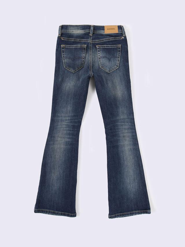 LOWLEEH-J-N, Jeansblau