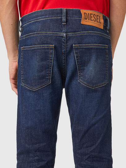 Diesel - D-Fining 009ZU, Dunkelblau - Jeans - Image 4