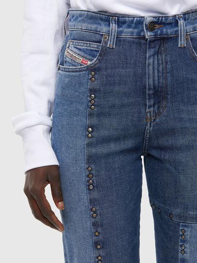Diesel - D-Eiselle JoggJeans 009KP, Hellblau - Jeans - Image 3