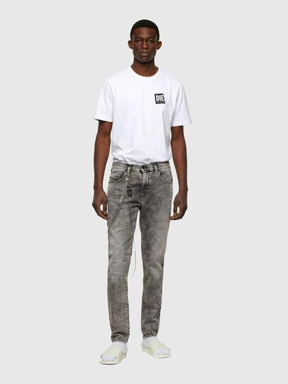 Diesel - D-Strukt 009KA, Gris Clair - Jeans - Image 5