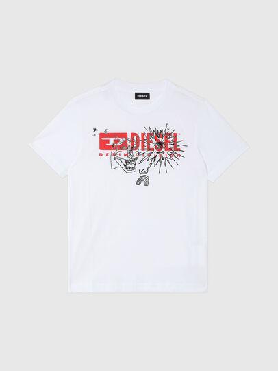 Diesel - TUDARI, Weiß - T-Shirts und Tops - Image 1