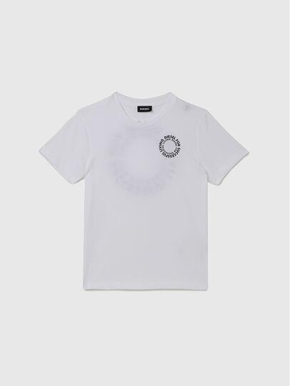 Diesel - TDIEGOSX46, Blanc - T-shirts et Hauts - Image 1
