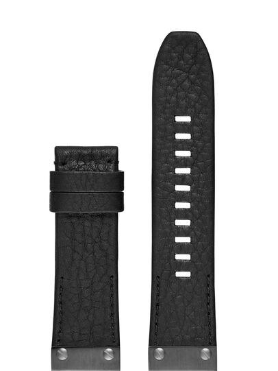 Diesel - DZT0006, Schwarz - Smartwatches Accessoires - Image 1