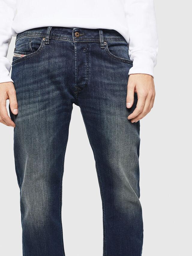 Diesel - Waykee 0814W, Dunkelblau - Jeans - Image 3