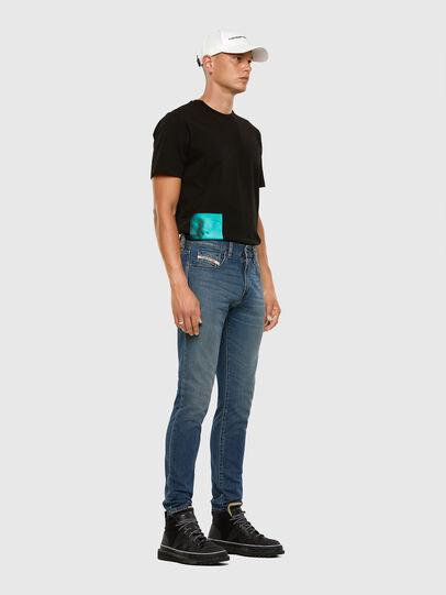 Diesel - D-Strukt 009EI, Mittelblau - Jeans - Image 5