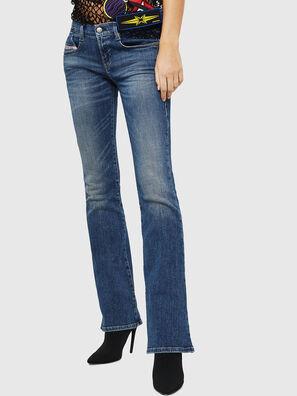 D-Ebbey 082AB, Dunkelblau - Jeans