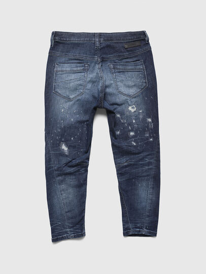 Diesel - FAYZA-J JOGGJEANS-N, Mittelblau - Jeans - Image 2