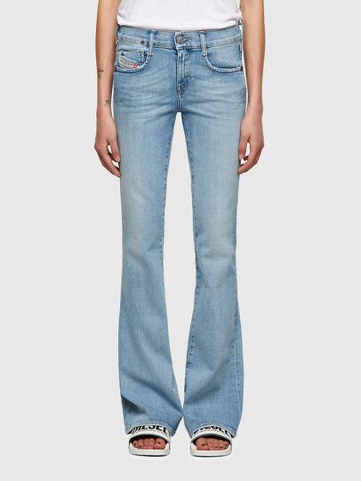 Diesel - D-Ebbey 009TL, Blu Chiaro - Jeans - Image 1