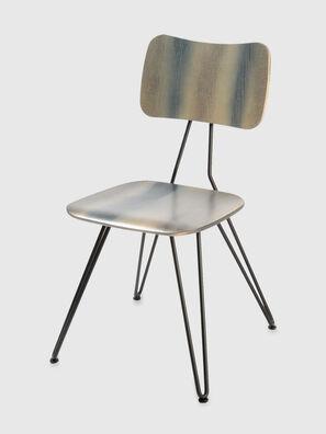 DL0F01 OVERDYED, Grau - Stühle