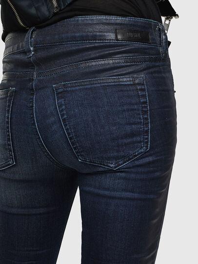 Diesel - D-Ollies JoggJeans 069JY, Dunkelblau - Jeans - Image 5