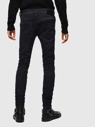 Diesel - D-Reeft JoggJeans 069KJ, Schwarz/Dunkelgrau - Jeans - Image 2