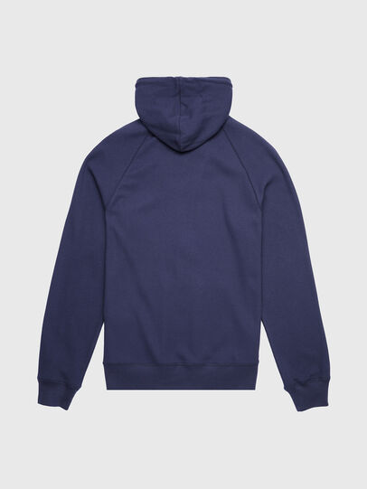 Diesel - UMLT-BRIANZ-W, Blue - Sweaters - Image 2