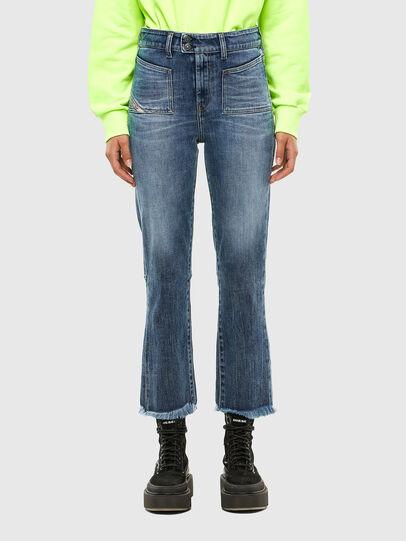 Diesel - D-Earlie 0098W, Mittelblau - Jeans - Image 1